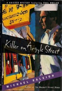 Killer on Argyle Street: A Chicago Mystery Featuring Paul Whelan