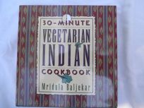 30 Minute Vegetarian Cookbook: Master Ethnic Dishes in 30 Minutes or Less!