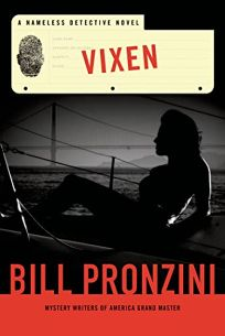 Vixen: A Nameless Detective Novel