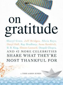 On Gratitude: Sheryl Crow