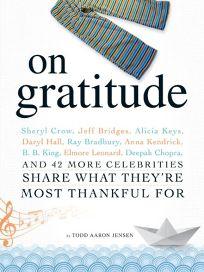 On Gratitude: Sheryl Crow
