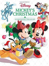 Mickeys Christmas Storybook Treasury