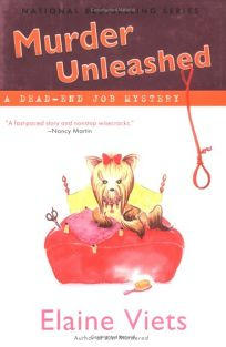 Murder Unleashed: A Dead-End Job Mystery