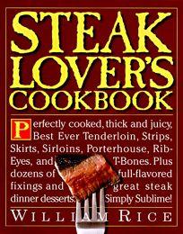 Steak Lovers Cookbook
