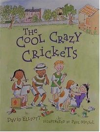 The Cool Crazy Crickets