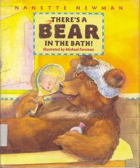 Theres a Bear in the Bath!