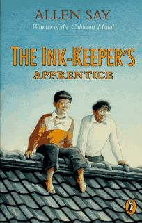 The Ink-Keepers Apprentice