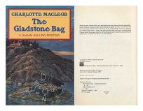 The Gladstone Bag: A Sarah Kelling Mystery