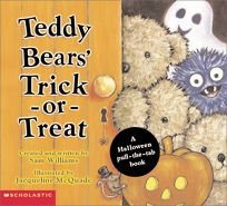 Teddy Bears Trick-Or-Treat