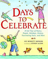 Days to Celebrate: A Full Year of Poetry
