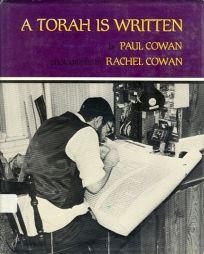 A Torah is Written