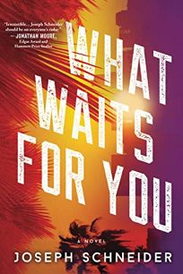 What Waits for You: A Tully Jarsdel LAPD Novel