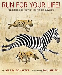 Run for Your Life! Predators and Prey on the African Savanna