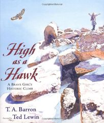 HIGH AS A HAWK: A Brave Girls Historic Climb