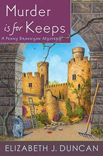 Murder Is for Keeps: A Penny Brannigan Mystery