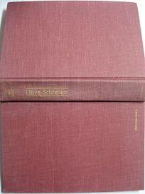 Olive Schreiner: A Biography