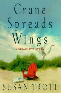 Crane Spread Wings
