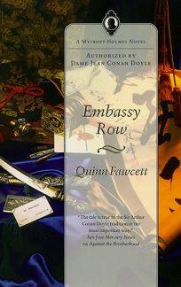 Embassy Row: A Mycroft Holmes Novel