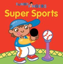 Funny Fingers: Super Sports