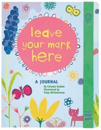 Leave Your Mark Here: A Journal