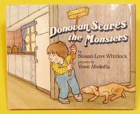Donovan Scares the Monsters