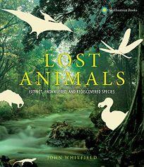 Lost Animals: Extinct