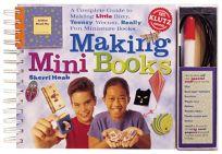 Making Mini Books [With Glue