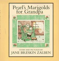Pearls Marigolds for Grandpa