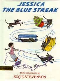 Jessica the Blue Streak: Story and Pictures