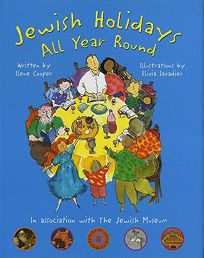 JEWISH HOLIDAYS ALL YEAR ROUND
