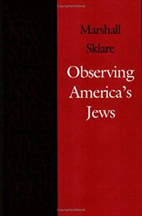 Observing Americas Jews