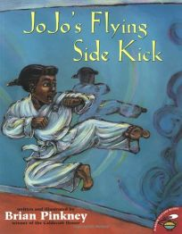 Jojos Flying Sidekick