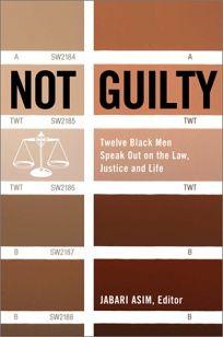 NOT GUILTY: Twelve Black Men Speak Out on Law