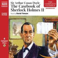 The Casebook of Sherlock Holmes Volume 2