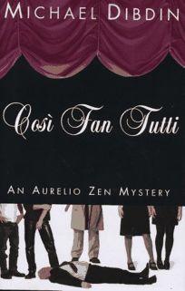 Cosi Fan Tutti: An Aurelio Zen Mystery