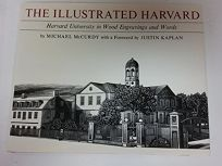 The Illustrated Harvard: Harvard University in Wood Engravings and Words