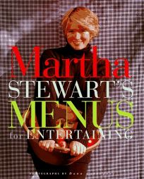 Martha Stewarts Menus for Entertaining