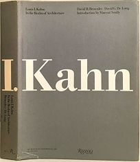Louis I Kahn in the Realm of Ideas