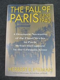 Nonfiction Book Review The Fall Of Paris June 1940 By border=