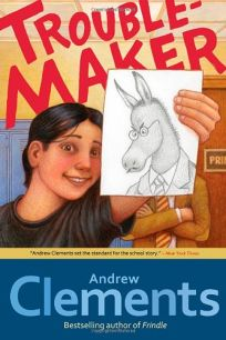 lunch money by andrew clements book report Lunch money andrew clements snippet boy, the landry news, the report card and the which was awarded the caldecott.