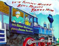 Its Funny Where Bens Train Takes Him
