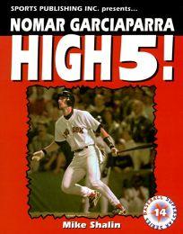 Nomar Garciaparra High 5!
