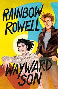 Wayward Son Simon Snow #2