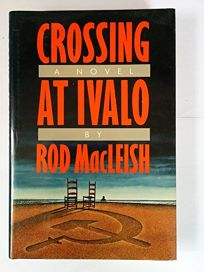 Crossing at Ivalo
