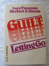 Guilt: Letting Go