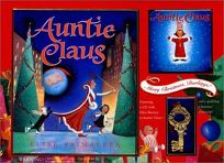 Auntie Claus Gift Set [With CD Audio and Ornament]