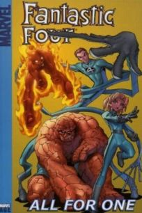 Marvel Age Fantastic Four: All for One