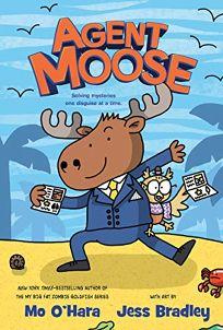 Agent Moose Agent Moose #1