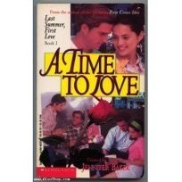 Time to Love: Last Summer