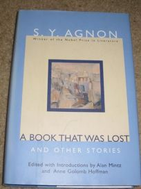 A Book That Was Lost: And Other Stories